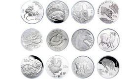 十二生肖纪念银币现在的收藏价值如何