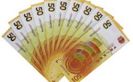 中国银行成立70纪念钞