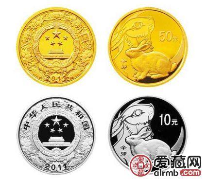 2011年兔年金銀幣收藏意義如何?有沒有投資價值?