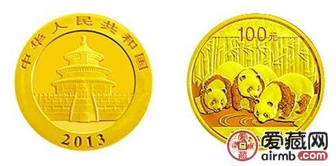 2013熊貓金幣價格有上漲嗎?2013熊貓金幣升值空間怎么樣?