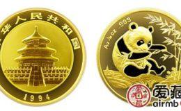 1994年熊猫金币价值怎么样?适不适合投资?