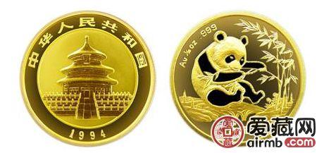 1994年熊貓金幣價值怎么樣?適不適合投資?