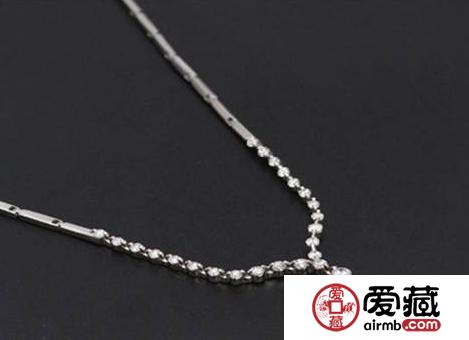 铂金项链一般多少钱 一条铂金项链多少钱