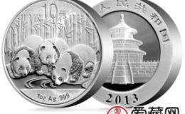 2013年熊猫1盎司银币激情电影价值有哪些?值不值得投资?