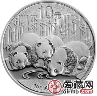2013年熊貓1盎司銀幣收藏價值有哪些?值不值得投資?