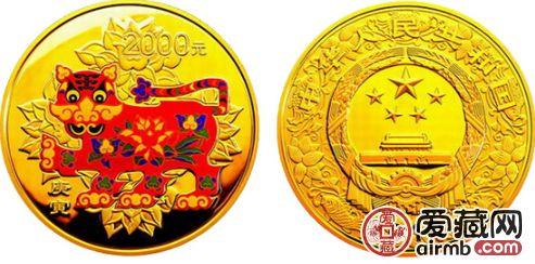 2010年虎年彩金幣最新價格多少?2010年虎年彩金幣前景如何?
