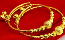 黄金饰品价格今天多少一克 黄金饰品价格