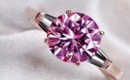 粉色鉆石市場價格是多少 粉色鉆石價格