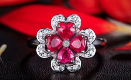 1克拉红宝石价格 天然红宝石多少钱