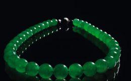什么样的翡翠珠链保值最值得收藏