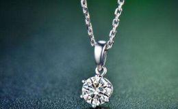 钻石吊坠一般多多少钱 价格贵不贵