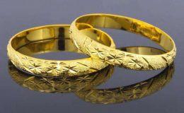 黄金手镯多少钱 一个黄金手镯价格贵吗