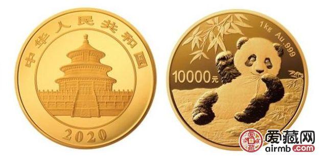 2020年熊猫金银纪念币基本信息了解,收藏需谨慎为主