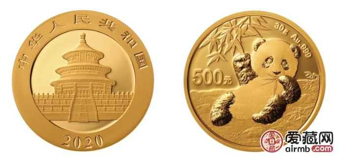2020版熊貓金銀紀念幣發行規格介紹,收藏有什么好處?