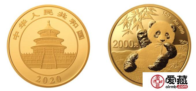 2020版熊猫金银纪念币未来发展引人关注,受到众多藏家期待