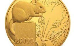 2020鼠年金银纪念币都有哪些亮点?有哪些激情电影价值?