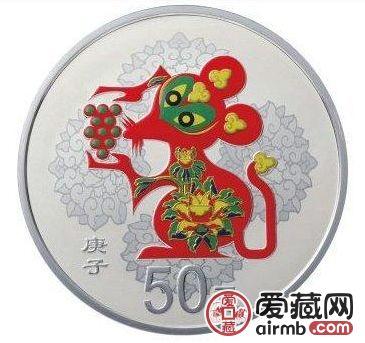 2020年鼠年金銀紀念幣價格多少錢?應該怎么投資收藏?