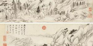 字画知识:中国画的材料