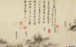 字画知识:中国画的题款