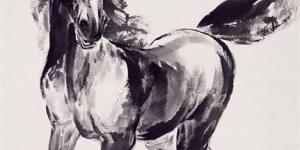 字画知识:畜兽画基本画法