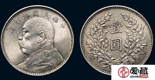 金银币收藏不可忽视袁大头,袁大头价值分析