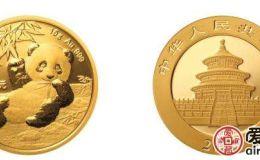 大规格熊猫金银币价格表分析,了解熊猫金银币价值