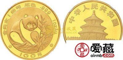 熊猫金银币每年的价格分别是多少?都有什么不同?