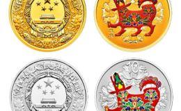 不同的生肖金银币发行年份都发行了哪些金银币?