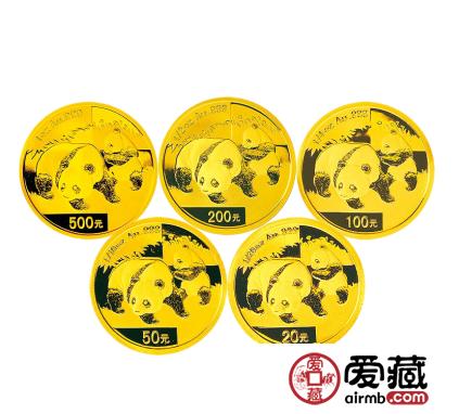 熊猫金币是纯金吗?熊猫金币价值怎么样?