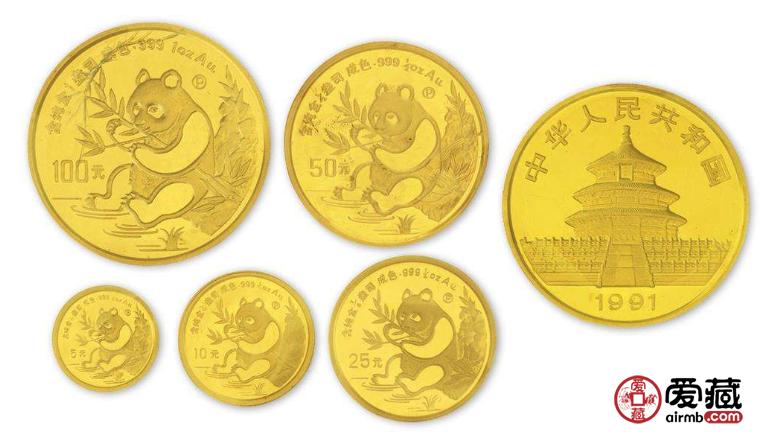 1991版1g熊猫金币有收藏价值吗?值不值得投资?