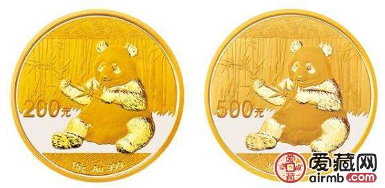 2017熊猫金币价格最新行情分析,了解其收藏亮点