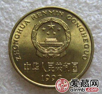 梅花5角硬币中的三朵金花,你都认识吗?