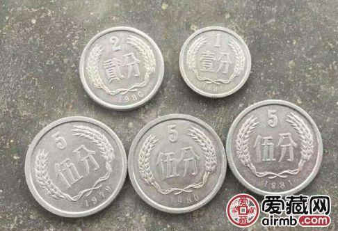 流通硬分币的材质变更,背后历史了解