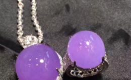 紫罗兰翡翠的魅力解析 你不妨看看
