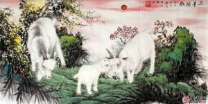 挂三阳开泰字画的好处是什么?三阳开泰的寓意有哪些?