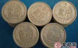 82年钱币价格表及图片大全介绍,82年硬币价值分析