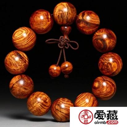 黄花梨手串有什么好处,海南黄花梨手串的功效与作用有哪些?