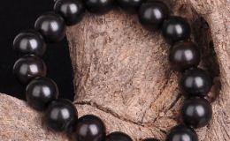 黑檀手串有什么好处?黑檀手串的功效与作用有哪些?
