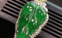 翡翠绿色分几种颜色 翡翠的绿色等级分类