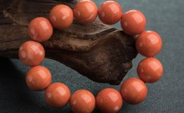 红珊瑚珠子价格多少钱 红珊瑚珠子价格及图片