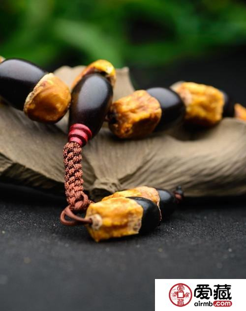 缅茄菩提子手串如何盘玩,缅茄菩提子手串盘玩方法
