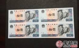 80年十元钱价值单张是多少?80年十元钱有收藏必要吗?