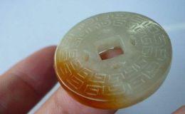 翡翠铜钱的寓意是什么 翡翠铜钱适合佩戴吗