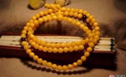 蜜蜡手串有什么寓意,蜜蜡手串的象征意义是什么