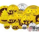 1982至2017熊猫金银币回收价格是多少?