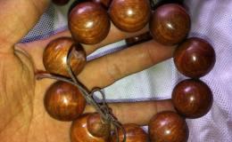 缅甸黄花梨手串价格