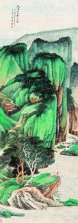 近现代书画有撑住秋拍之势?