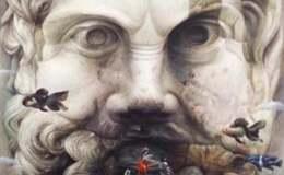 程亚杰油画:隐藏于古典韵味下的神秘