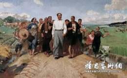 中国艺术大展:艺术与中国革命