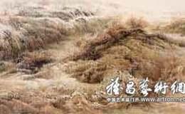 读汪观清山水画